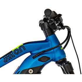 HAIBIKE SDURO HardSeven 9.0 E-MTB Hardtail blue